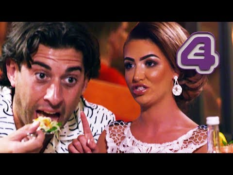 Does Arg Friend Zone His Food-Hating Date?! | Celebs Go Dating