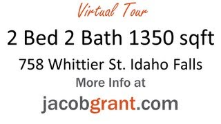 758 Whittier, apartment for Rent, Idaho Falls by Jacob Grant Property Management Thumbnail