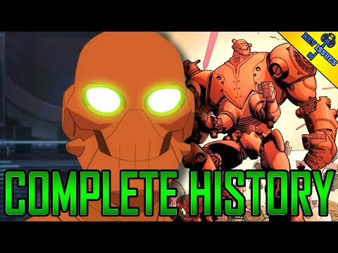 Robot (Rudolph Conners) Comic History Explained | Invincible - Key Issues