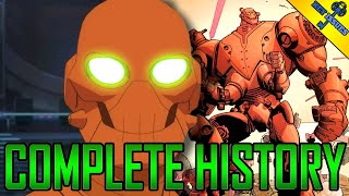 Robot (Rudolph Conners) Comic History Explained | Invincible