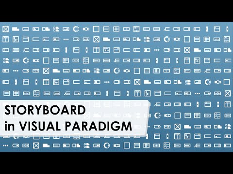 Storyboard In Visual Paradigm - Youtube