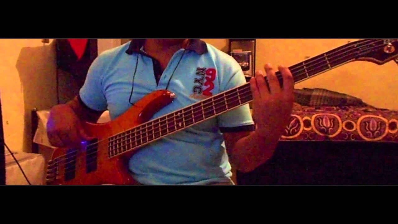 Pesado Loco Bass Cover Youtube