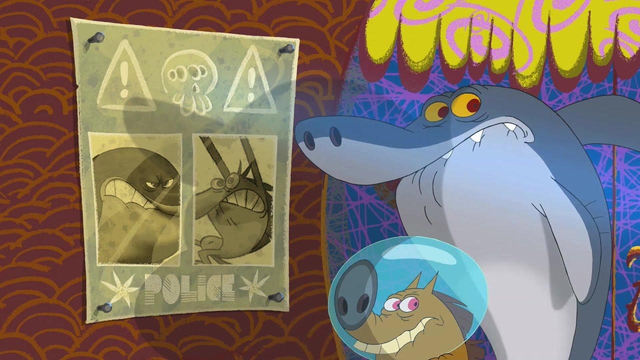 Zig & Sharko 🤖🎃 SHARKO IS WANTED 🤖🎃 2021 COMPILATION 🎭 Cartoons for Children