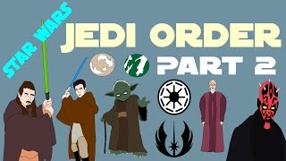 Star Wars: Jedi Order (Part 2 of 3 - New Canon)