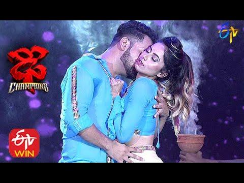 Keshavi  Performance | Dhee Champions | 21st October 2020  | ETV Telugu