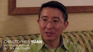 Christopher Yuan Interview