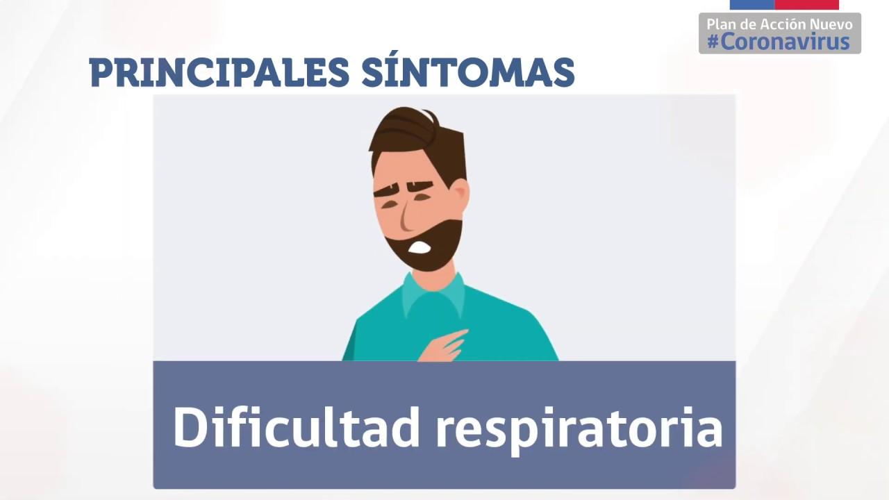Conoce los síntomas del Nuevo #Coronavirus #COVID19