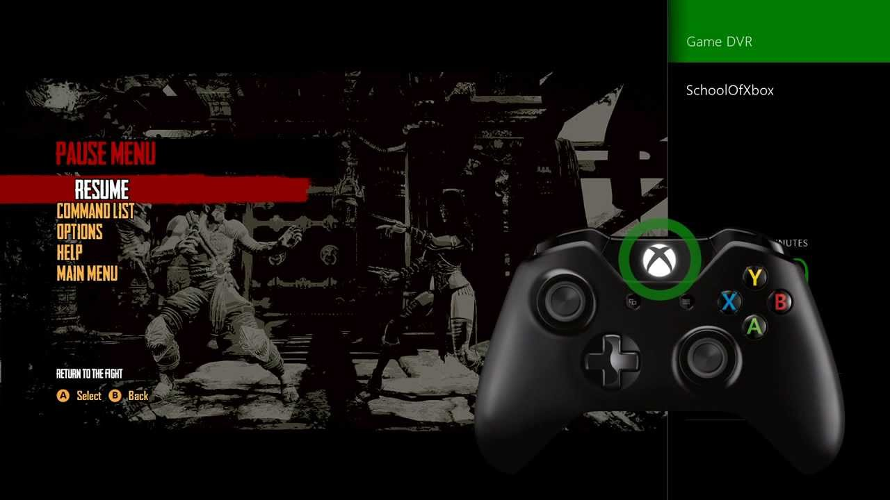 How to record a game for Xbox 360