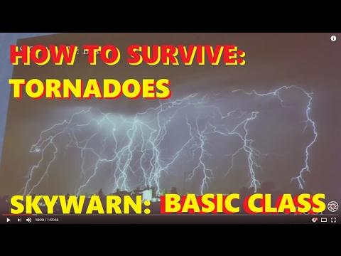 Skywarn: Basic Class in Fort Collins, Colorado