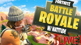 FORTNITE MOBILE CODE GIVEAWAY AT 2500 LIVE!! Level 64 146 Wins!! - On The Road To 2.5k Subs!!