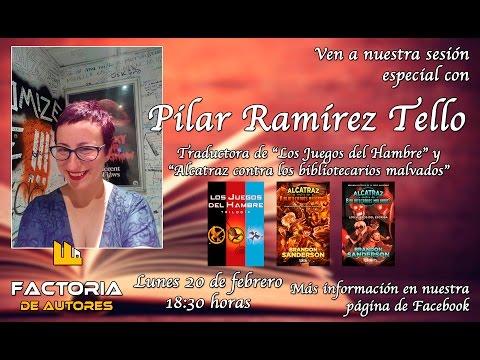 Curiosidades de la traducción de manos de Pilar Ramirez Tello