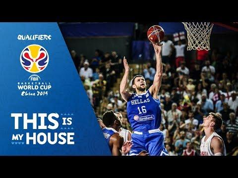 TISSOT Buzzer Beater - Papanikolaou wins the game for Greece!