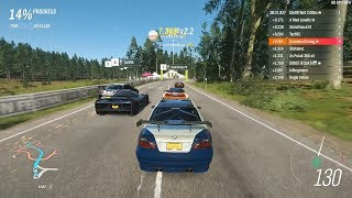 Forza Horizon 4 - The Most Wanted BMW M3 GTR is Trash for S1-Class 😢 [Ranked Adventure]