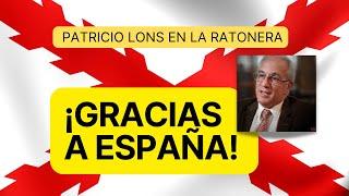 PODERÍO ESPAÑOL. Patricio Lons en La Ratonera