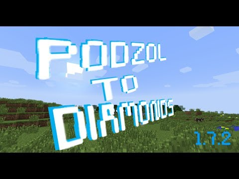 Come installare la mod : podzol to diamond (terriccio in diamante) 1.7.2 Minecraft