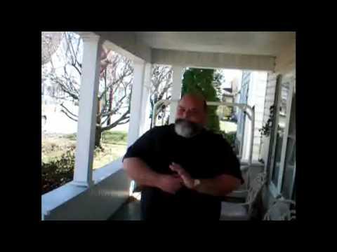Part 4 Interview with Ruben Israel ,street preacher