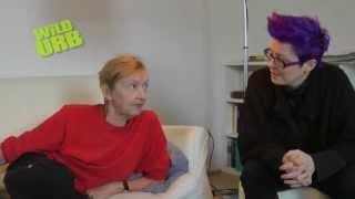 WildUrb Jine Knapp im Interview mit Kinderbuchautorin Christine Nöstlinger