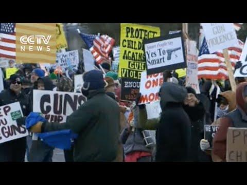 US gun debate: Civil groups call for tighter gun control