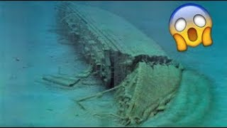 Sualtı Batıkları-Underwater Wrecks
