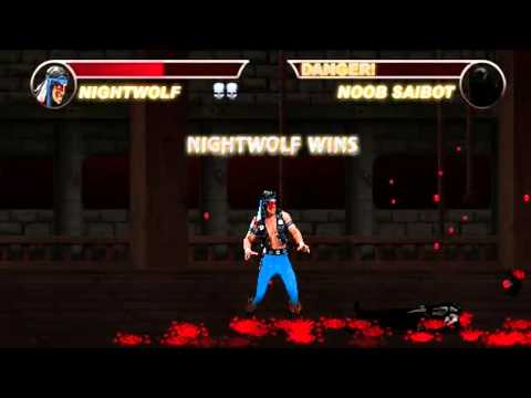 Mortal Kombat Karnage Fatalities