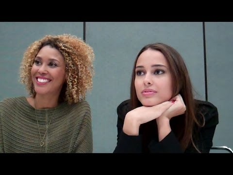 WonderCon 2014: StarCrossed's Victoria Gabrielle Platt & Chelsea Gilligan Discuss Gloria & Teri