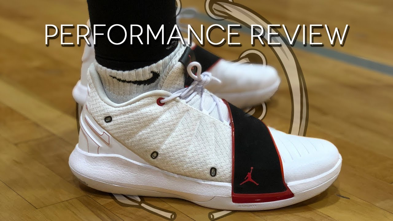 0d35973ad60ff0 Jordan CP3.11 Performance Review - YouTube