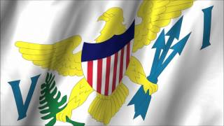"Territorial anthem of  United States Virgin Islands ""Virgin Islands March"""