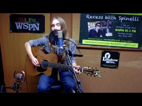 Sawyer Fredericks - Still Here - Live on RECESS with SPINELLI, WSPN