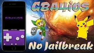 Comment faire pour installer un émulateur GBA4iOS sur l'iPhone, iPod, iPad sans jailbreak