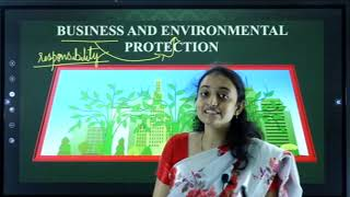 I PUC   BUSINESS STUDIES   SOCIAL RESPONSIBILITIES OF BUSINESS & BUSINESS ETHICS - 03