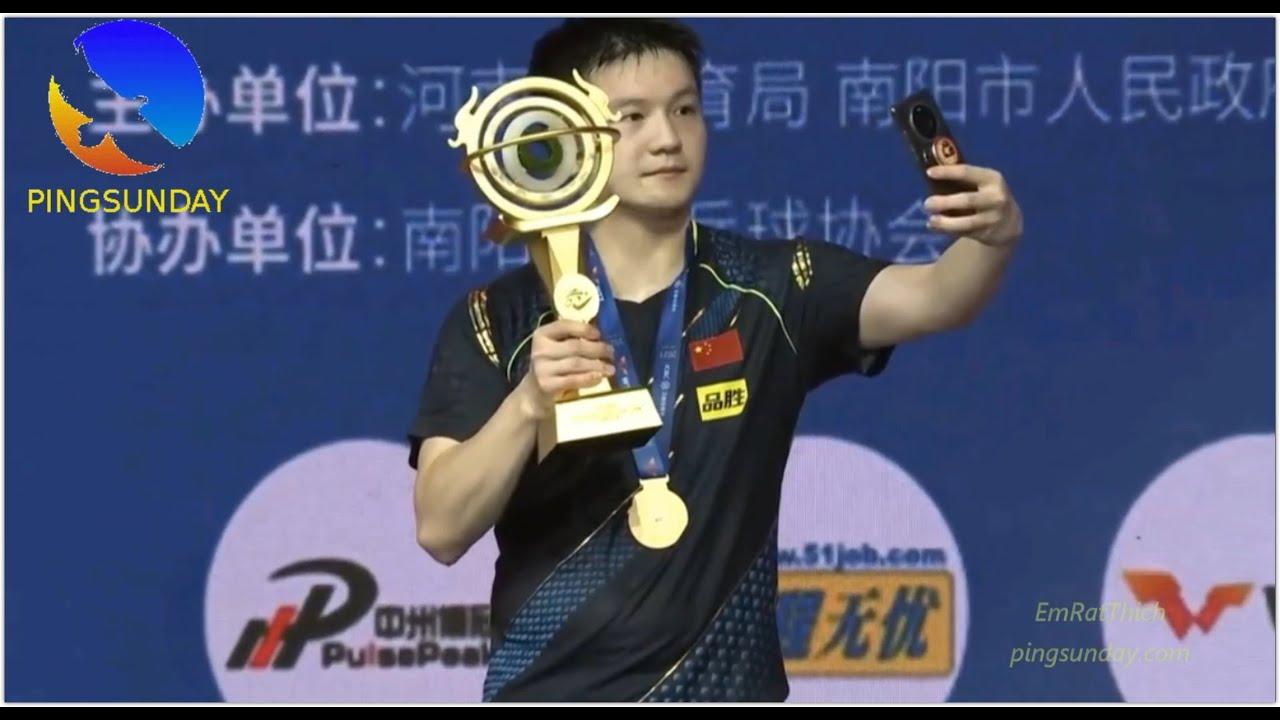 Fan Zhendong: the era of the new king