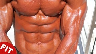 INSANE 8 PACK ABS DOMINATE MODEL UNIVERSE