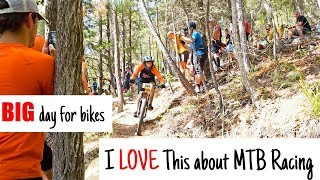 MTB racing is AWESOME + New Bike Photography w/the Hightower LT