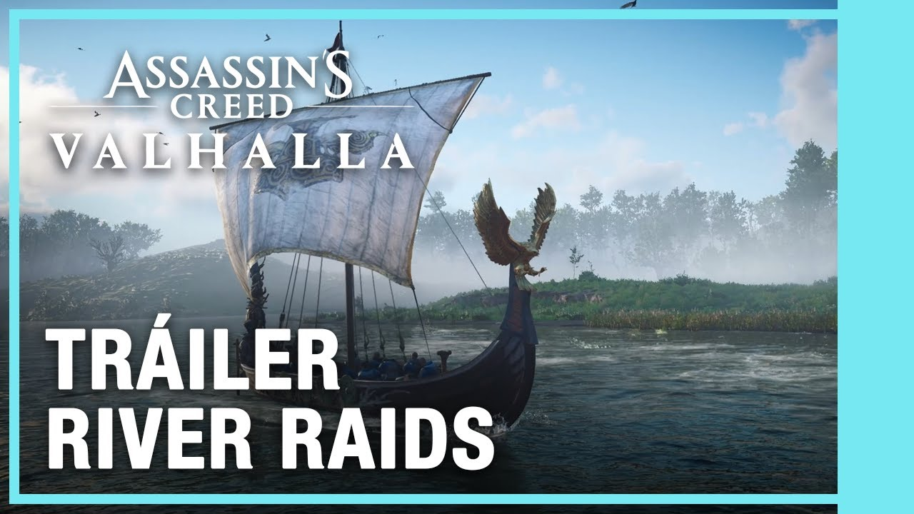 Assassin's Creed Valhalla - River Raids Actualización Gratuita | Ubisoft LATAM