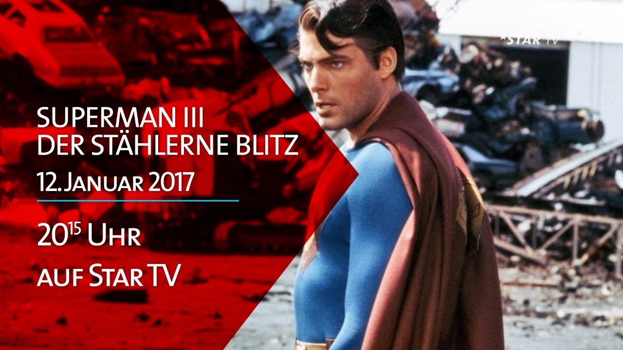 SUPERMAN III - TRAILER