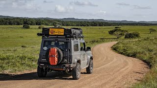 Jimny Touring through Isimangaliso Wetlands in The Overland Spec Suzuki Jimny! (2020)