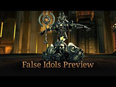Blade & Soul: False Idols Patch Preview