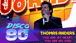Thomas Anders - You're My Heart, You're My Soul (Disco of the 80's Festival, Russia, 2004)