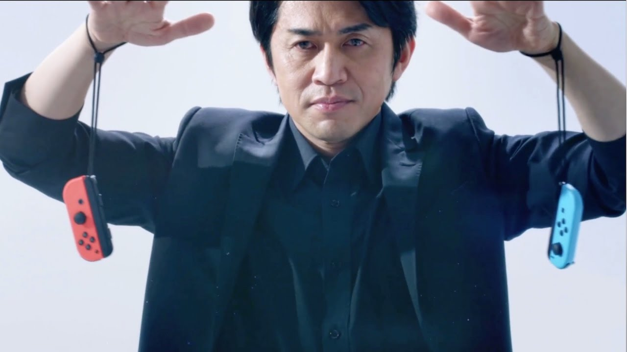 Nintendo Switch Joycon Controller Demo Youtube Flexus Gesture Control Sleeve