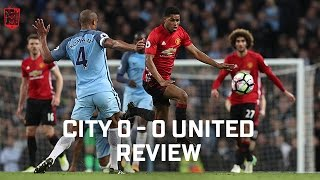 Stupid From Fellaini! | City 0-0 United | Manchester Derby REVIEW