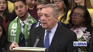 Sen. Durbin on DACA Recipients