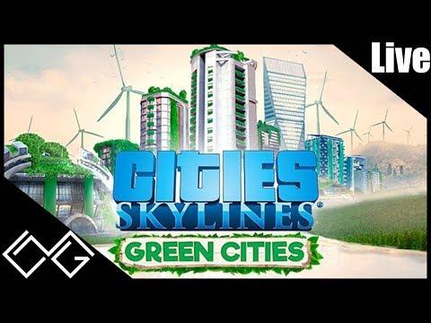 Cities Skylines - Kihívás elfogadva - Green power part 2