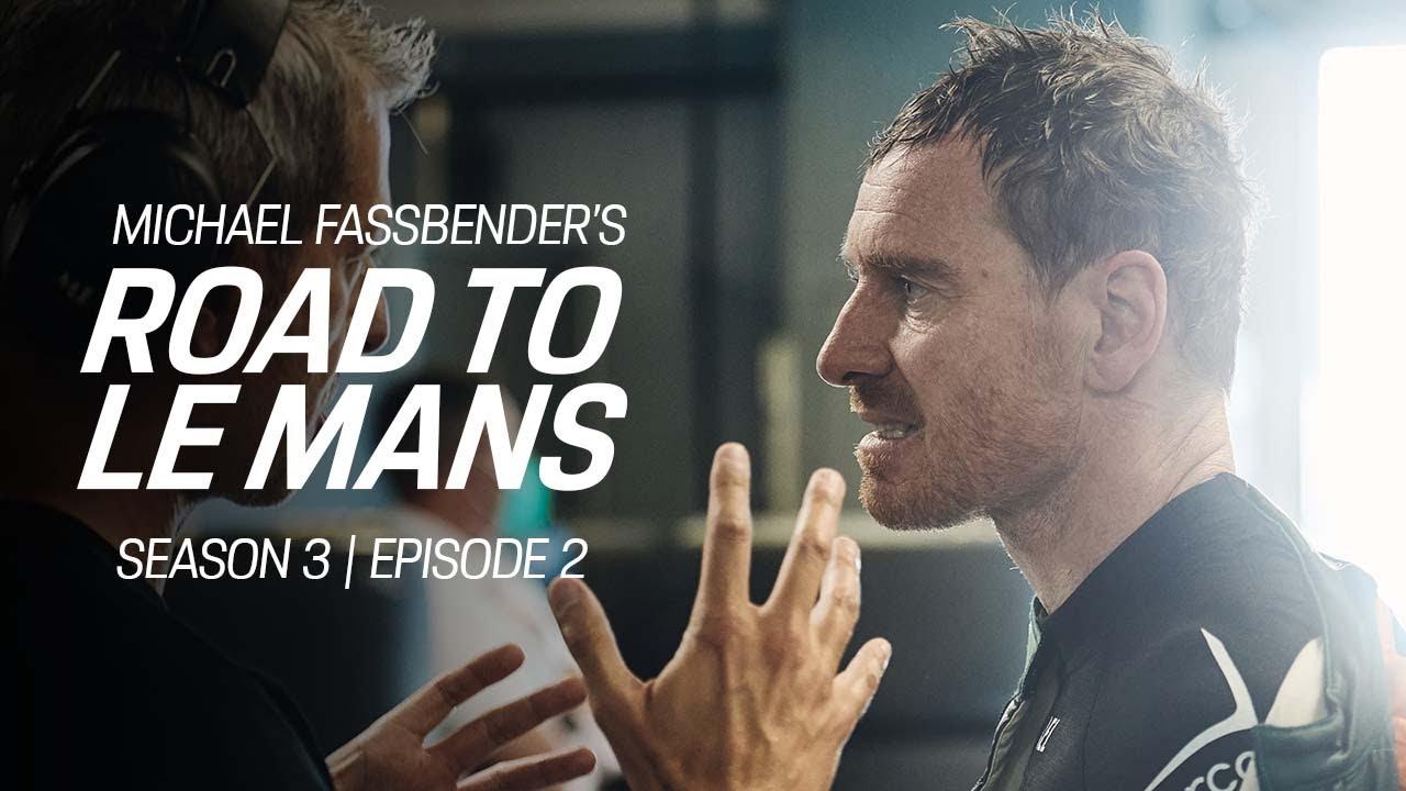 Download Michael Fassbender: Road to Le Mans – Season 3, Episode 2 – Along came Andrea