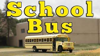 homepage tile video photo for 1990 GMC Blue Bird School Bus: Regular Car Reviews