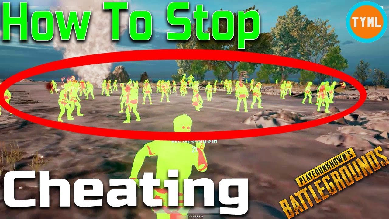 PUBG Cheaters - How to Stop Cheats and Hacks in Battlegrounds (Ultimate Hacker Reporting System)