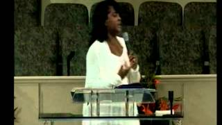 """Confidence in the Anointing"" Pastor Tamara Bennett"