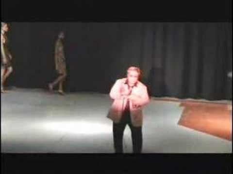 JIMMY JAMES - FASHIONISTA Live St. Croix benefit  (11/2007)