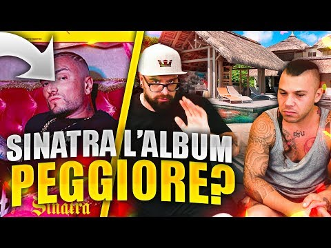 GUE PEQUENO - SINATRA ( ALBUM COMPLETO ) | RAP REACTION