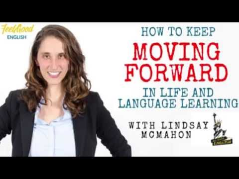 Moving Forward in Life - Lindsay McMahon Interview