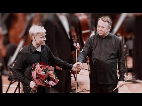 G.Gershwin. Piano Concerto in F - Alexander Malofeev / Mikhail Pletnev